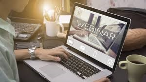 Bookings now open for our latest webinar : 20th April 2021