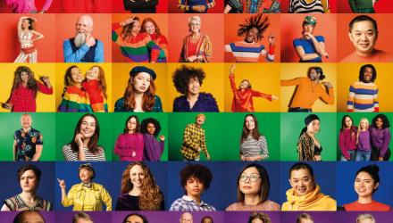 Celebrating LGBTQIO+ history month
